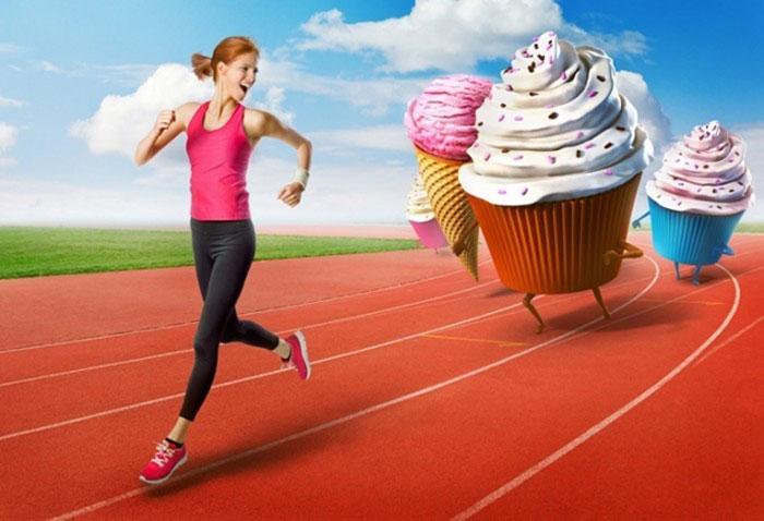 Спорт, диета