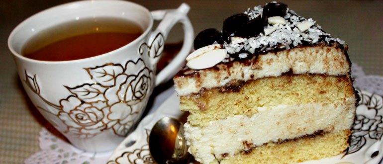 Птичье молоко торт и чизкейк