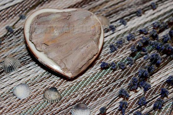 Натуральный продукт - мраморная глина