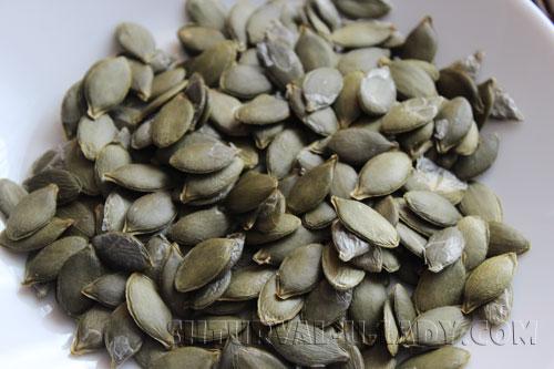 Полезные тыквенные семечки