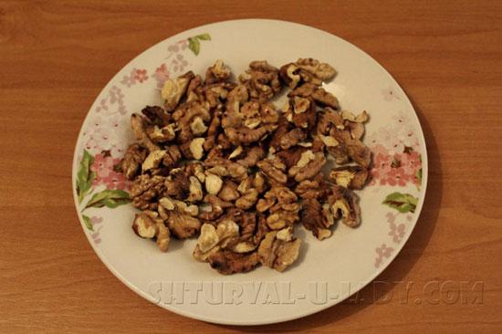 Грецкие орехи обжаренные
