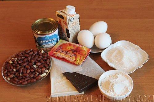 Продукты для пирожного Метеорит