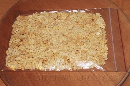 Дробленный арахис