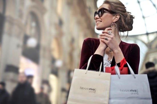 Шоппинг покупки