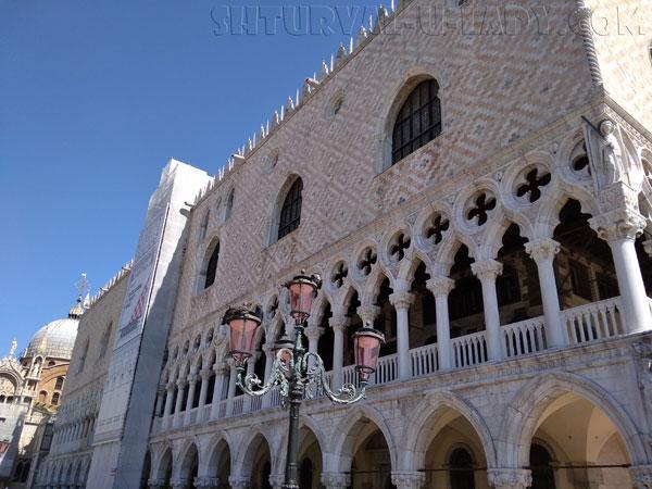 Венеция архитектура