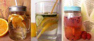 Детокс вода для похудения