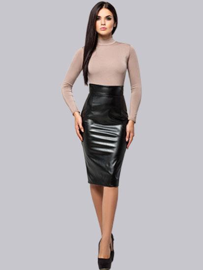 Базовая модель гардероба юбка карандаш