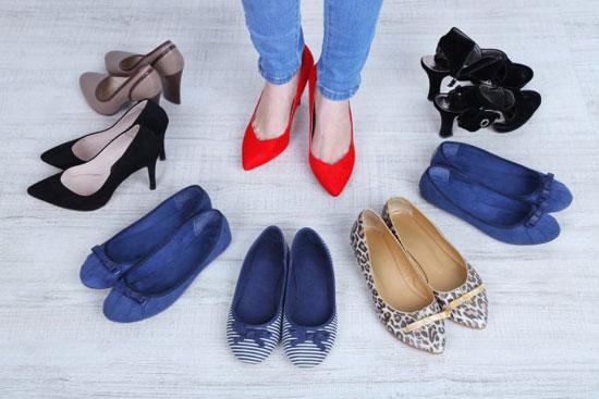 Как выбрать обувь: выбор туфель