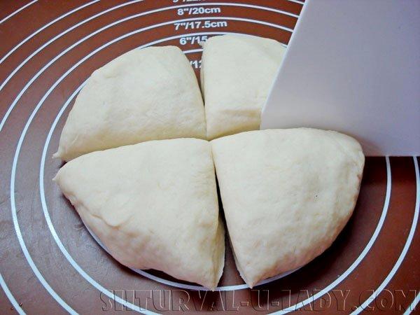 Заварное тесто для готовки вареников