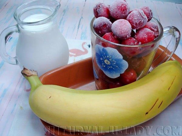 Ингредиенты для мороженого сорбета