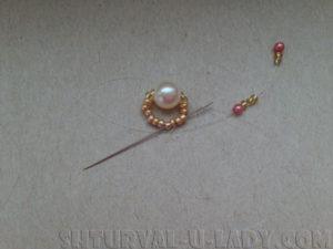 Бисерный браслет создание