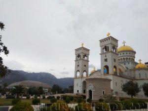 Городок Бар в Черногории
