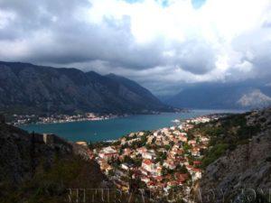 Котор сказочный город в Черногории
