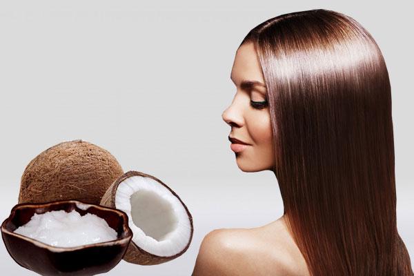 Уход за волосами с помощью кокосового масла