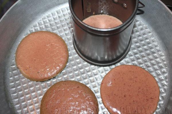 Печеночные блинчики для торта на сковороде