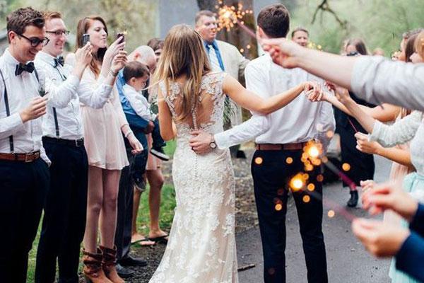 свадьба тенденции