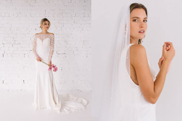 Свадебная мода на классику