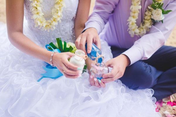 свадебные традиции молодоженов