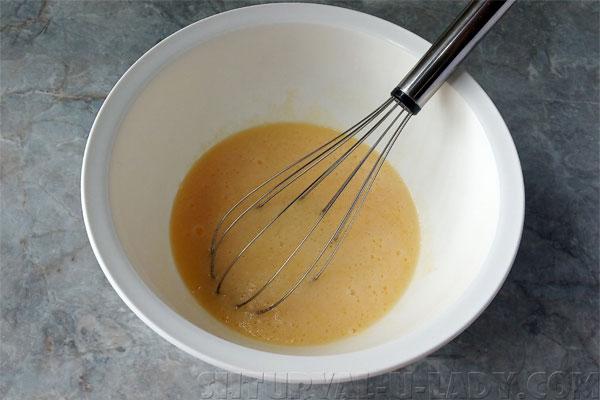Сдобная масса для добавки в тесто венчиком